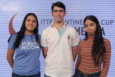 Adriana, Melanie y Brian encabezan la Copa Panamericana