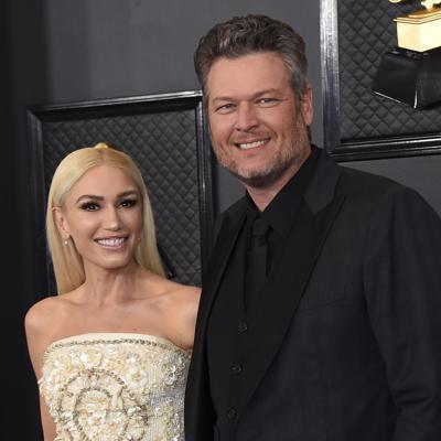 Comprometidos Gwen Stefani y Blake Shelton