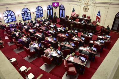 Limitada la actividad en el Capitolio