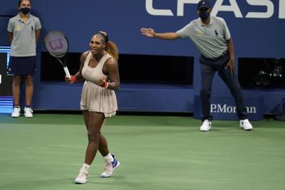 Serena avanza en el US Open