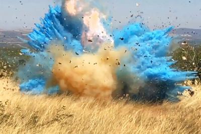 "Fiesta de ""gender reveal"" causa incendio masivo en California"
