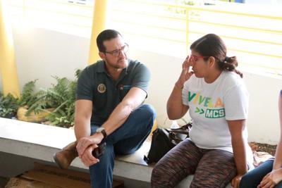 Vivienda visita municipios más afectados por el sismo