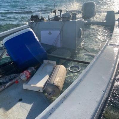 Guardia Costera suspende búsqueda de pescador desaparecido