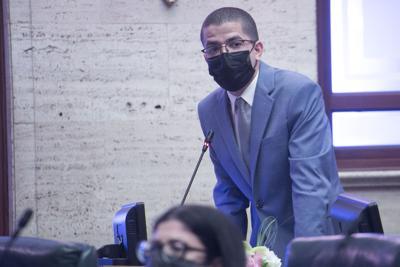 Caras nuevas en la Legislatura: José Bernardo Márquez