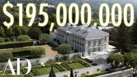 Esta es la mansión más costosa que se ha vendido en California