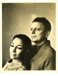 Marques y Miriam Colon