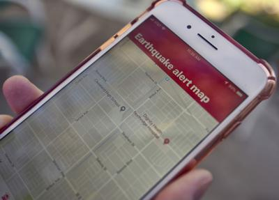 Teléfonos Android servirán como sismógrafos
