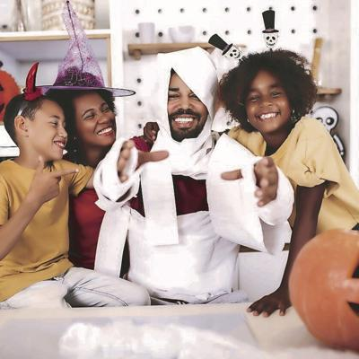 Halloween familiar, seguro y divertido