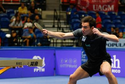 Hugo Calderano avanza a semifinales