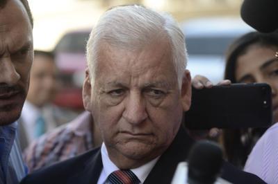 Defensa no descarta que O'Neill se declare culpable