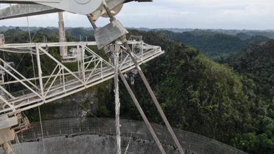Piden reunión de emergencia para salvar Observatorio de Arecibo