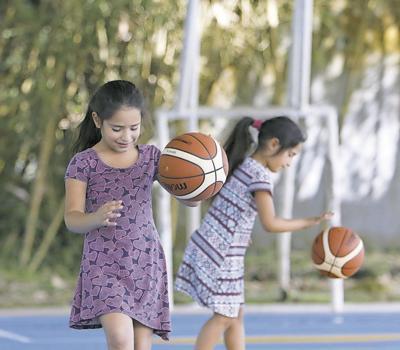 Baloncesto niñas