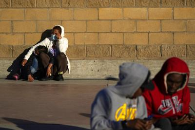 APTOPIX Asylum Waiting In Mexico