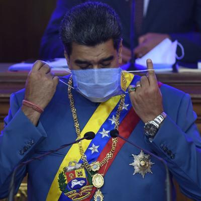 Maduro envía oxígeno a Brasil en medio de otra ola de Covid-19