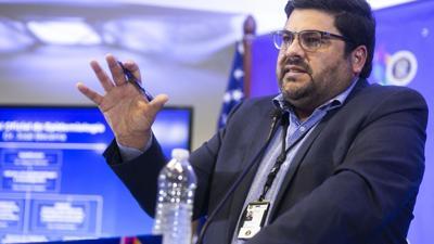 El secretario de Salud asegura que Yonaica Plaza fue removida de su cargo