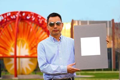 Crean una pintura inteligente súper blanca que puede evitar el uso de aire acondicionado