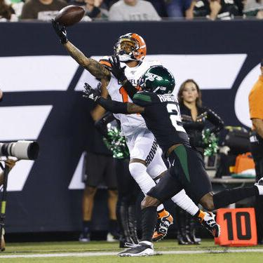 Beckham brilla en regreso a NY y Browns arrollan a Jets
