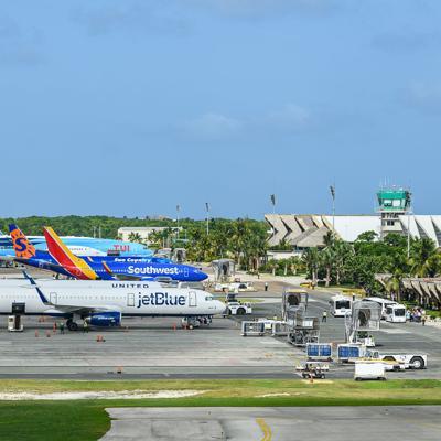 Solo en Punta Cana...