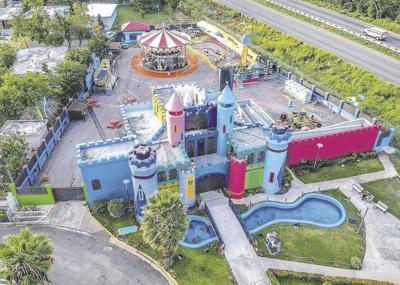 Un mundo de fantasía  en Guayanilla