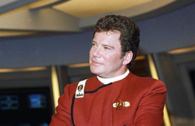El Capitán Kirk de Star Trek viajará al espacio la próxima semana
