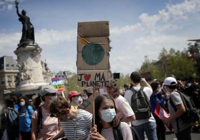 Francia cambio climático