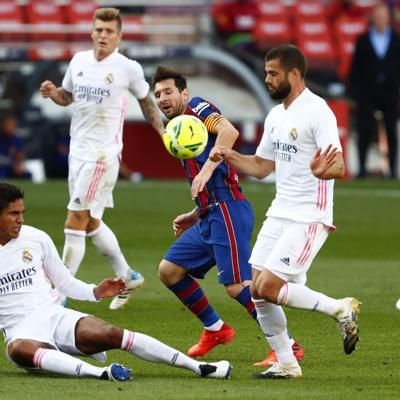 En duda duelo Messi-Cristiano en la Champions