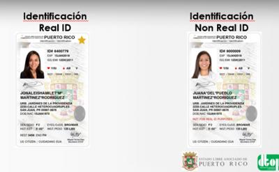 Extienden periodo para solicitar  Real ID