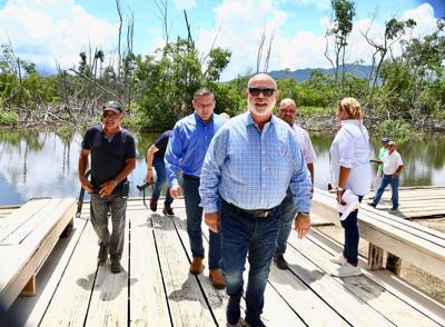 Asignan $200 mil a villa pesquera en Río Grande