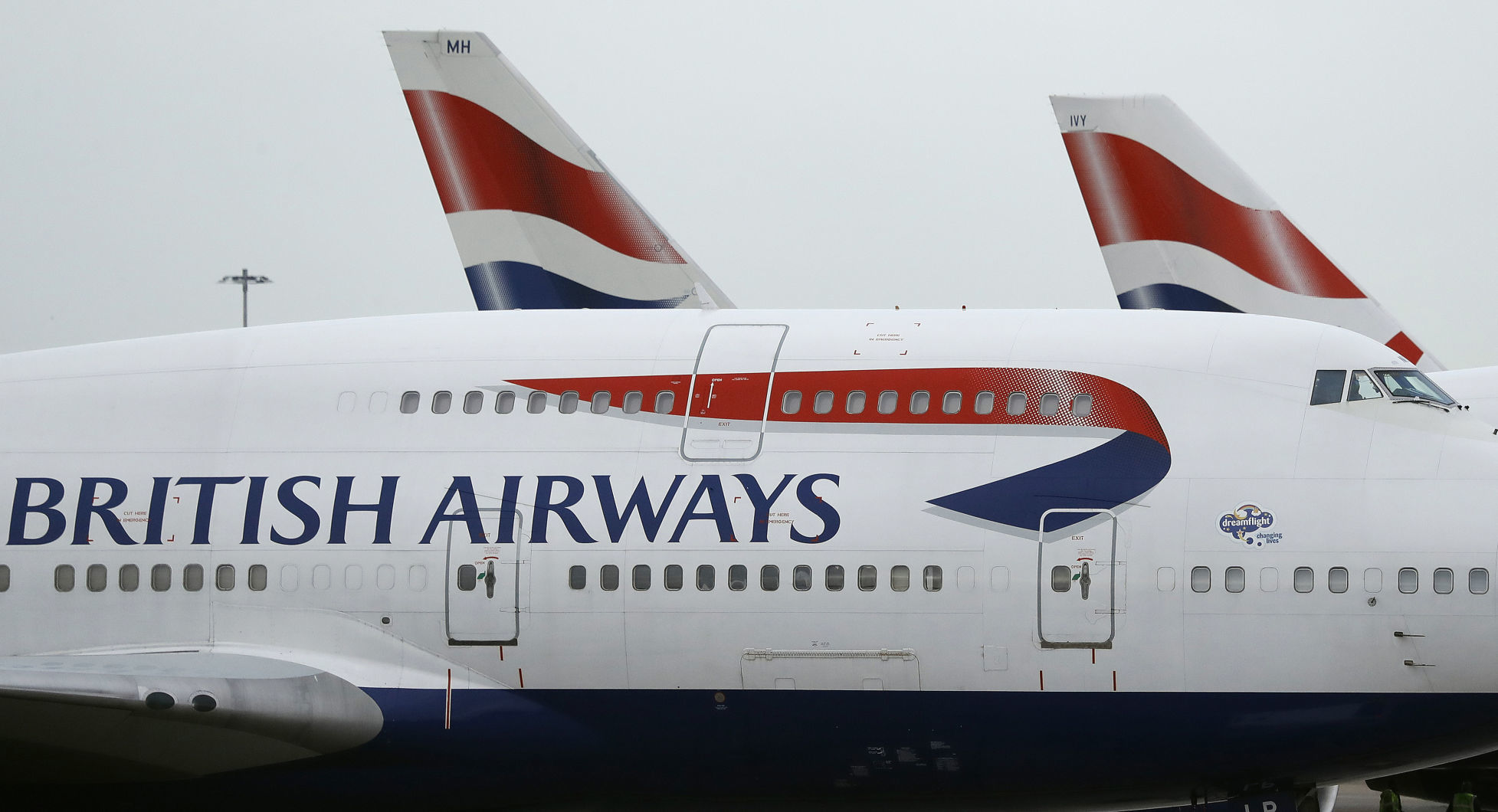 British Airways suspende vuelos a El Cairo