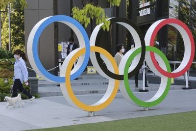 Relevo de antorcha olímpica arroja primer positivo por covid-19