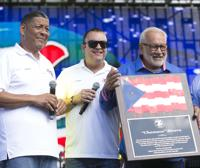 Dia Nacional de la Zalsa Chamaco Rivera