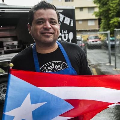Javier en Master Chef Latino