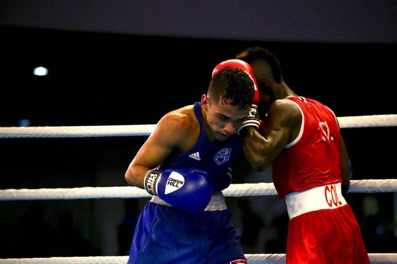 Oscar Collazo se queda con la plata en el Clasificatorio Panamericano