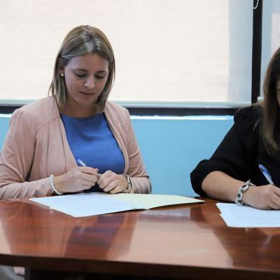 ASSMCA y Hogar Ruth firman acuerdo colaborativo