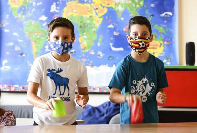 ¿Perjudica a los niños el uso de mascarilla contra el covid-19?