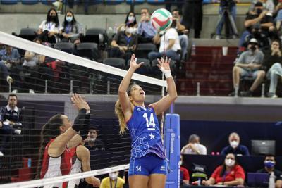 Puerto Rico avanza a la semifinal de la Copa Continental femenina