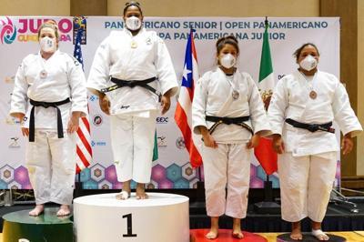 Melissa Mojica sellará clasificación olímpica en Mundial de Budapest