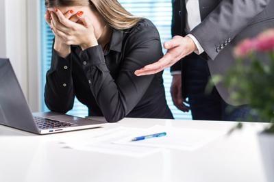¿Llorar en el trabajo es síntoma de incompetencia?