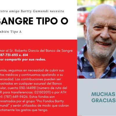 Bartty Gamundi