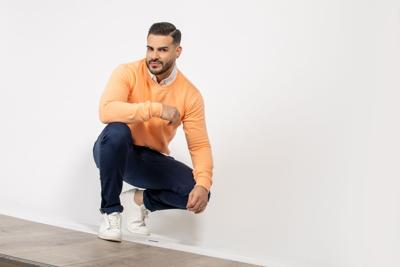Víctor Santiago regresa a la tv