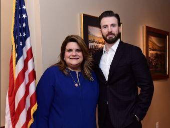 JGo y Captain America