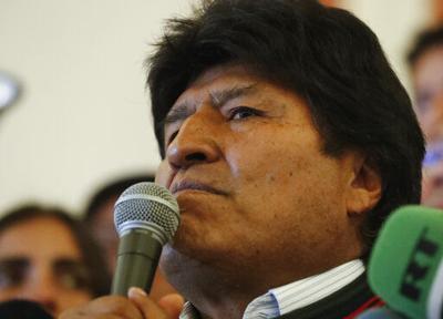 Evo Morales pierde hegemonía a pesar de liderar votación