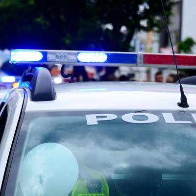 Hospitalizados cuatro policías tras una protesta en California