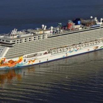Reportan aparente brote de gastroenteritis en crucero