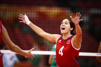 Raymariely Santos regresará a Francia