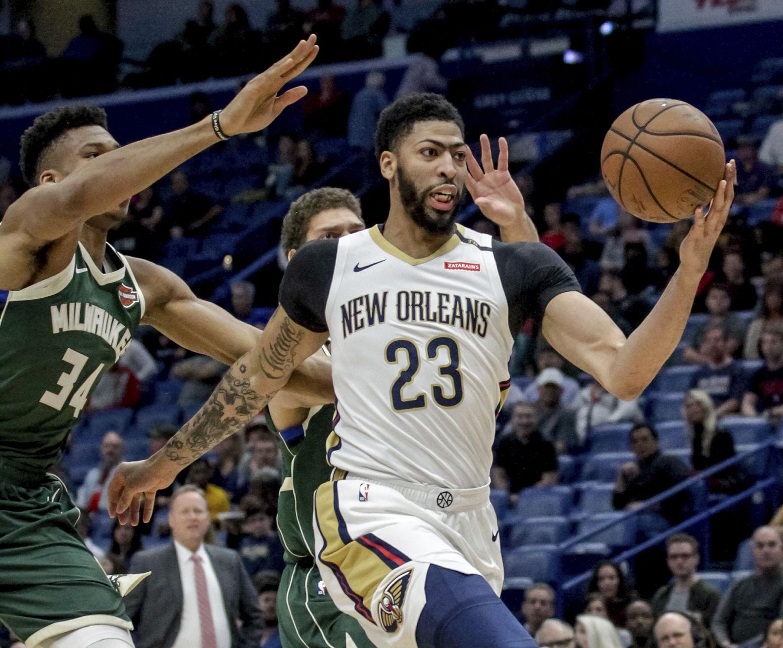 Pelicans se preparan para elegir a Zion en el draft