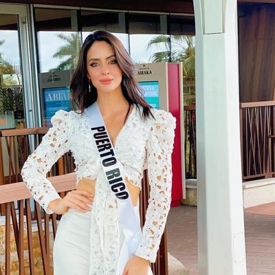 Osmel Sousa dice que Estefanía Torres es una de las dos candidatas más fuertes de Miss Universo
