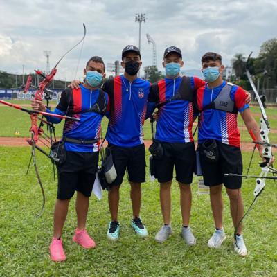 Cuatro arqueros boricuas clasifican a los Juegos Panamericanos Juveniles