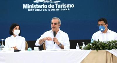 Luis Abinader turismo