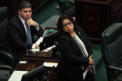 Charbonier no contempla veto de la gobernadora al Código Civil